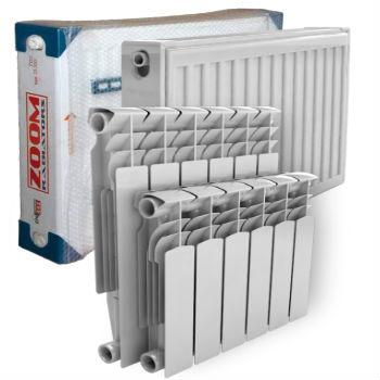 Какие радиаторы для автономного отопления выбрать?