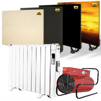 Как выбрать электрообогреватель? Топ 5 выбираемых видов обогревателей.