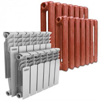 Какие радиаторы для центрального отопления выбрать?