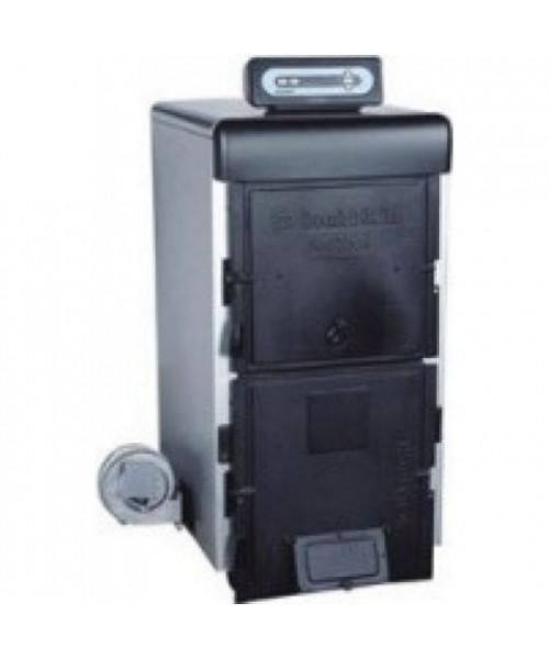 Чугунный котел длительного горения 34 кВт Demrad Qvadra Solid Master 4 F