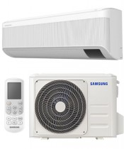 Инверторный кондиционер Samsung Airice Wind Free AR24ASHCBWKNER