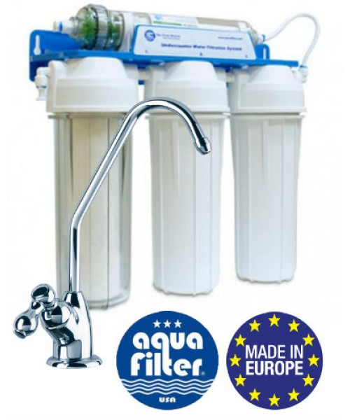 Проточный фильтр Aquafilter FP3-HJ-K2
