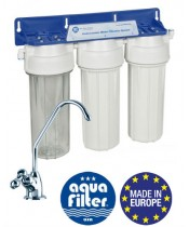 Проточный фильтр Aquafilter FP3-K2