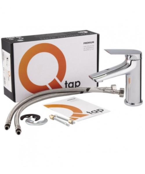 Смеситель для умывальника Q-Tap Elegance CRM 001