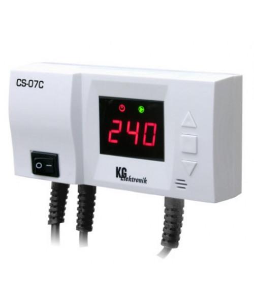 Контроллер KG Elektronic CS-07C (Польша)