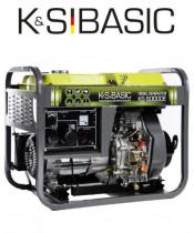 Генератор K&S BASIC KS 6000 DE