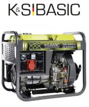 Генератор K&S BASIC KS 8000 DE-3
