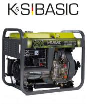 Генератор K&S BASIC KS 8000 DE ATSR