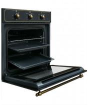 Электрический духовой шкаф Minola OE 6613 BL RUSTIC