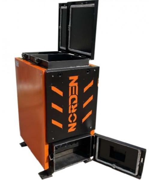 Шахтный котел Norden Classic 65 кВт (6 мм)