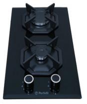 Газовая варочная поверхность Perfelli HGG 31043 BL