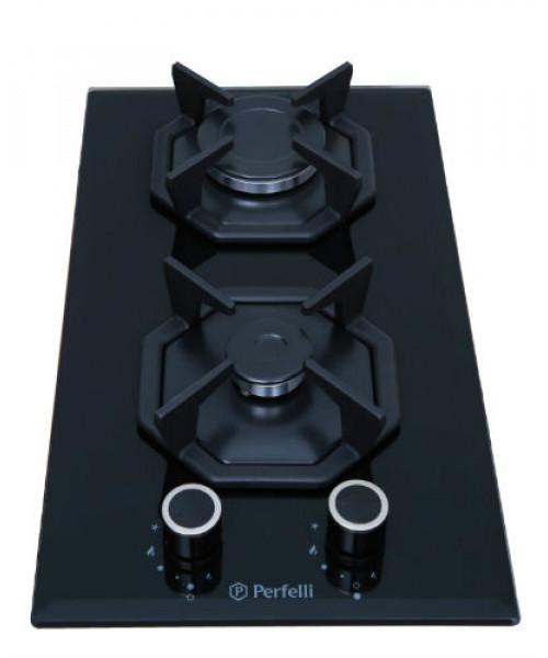 Газовая варочная поверхность Perfelli HGG 31443 BL