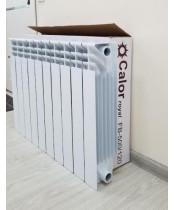 Биметаллический радиатор CALOR 500/120 (двойной коллектор 280Вт)