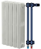 Комплект для нижнего подключения Viadrus ITV Termo 813/130 + вентиль