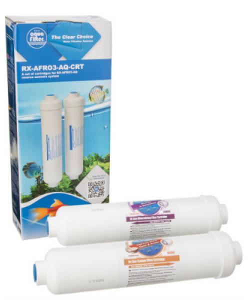 Картриджи на осмос для аквариума Aquafilter RX-AFRO3-AQ-CRT