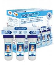 Трехступенчатый фильтр для воды Акватоп Стандарт