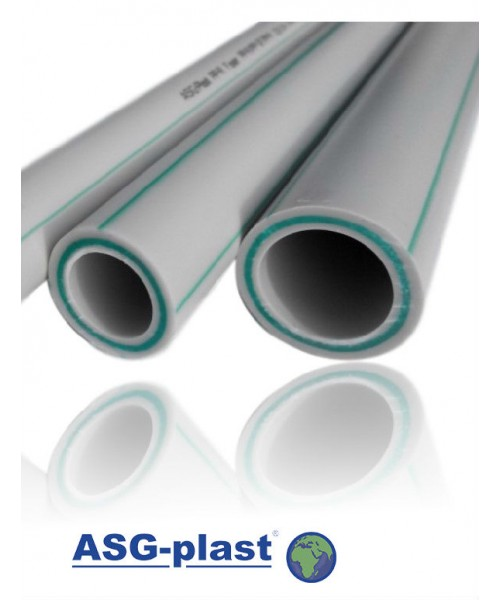 Труба ASG-Plast Faser PN20 Ø 20-110