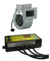 Комплект автоматики и вентилятора Atos