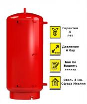 Теплоаккумулятор Kronas 200 литров