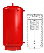 Теплоаккумулятор Kronas 320 (с теплообменником нержавейка)