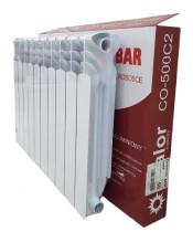 Алюминиевый радиатор CALOR Elegance 500/96 (Польша)