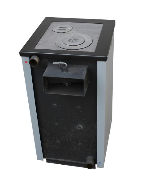 Твердотопливный котел Protech ТТП 18с Стандарт с плитой
