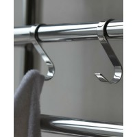 Крючок на полотенцесушитель Mario ∅20,5 мм