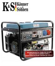 Генератор Könner&Söhnen KS 10000E-1/3