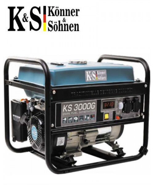 Генератор Könner&Söhnen KS 3000-G
