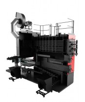 Котлы на щепе Marten Industrial Pro MIP-1500 кВт