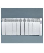 Низкие электрорадиаторы Оптимакс 10 секций