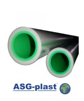 Труба ASG-Plast PN20 Ø 20-160