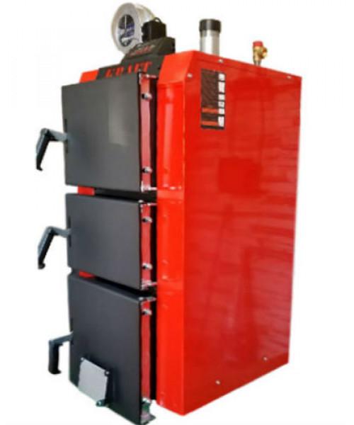 Твердотопливный котел Kraft S 20 кВт (автоматика)