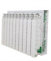 Алюминиевые радиаторы СанТехРай 500/96