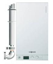Двухконтурный котел Viessmann VITOPEND 100 WH1D 23 кВт турбо