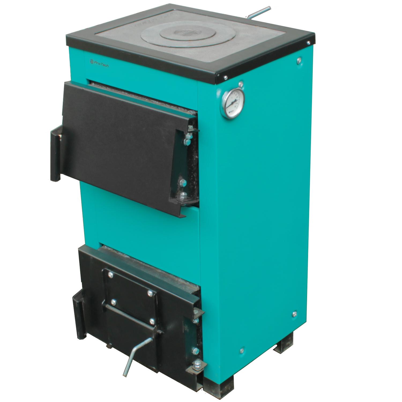 Твердотопливный котел с плитой и теплообменником программа расчет теплообменника онлайн